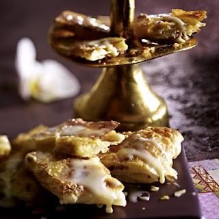 Crispy Banana Pancakes.