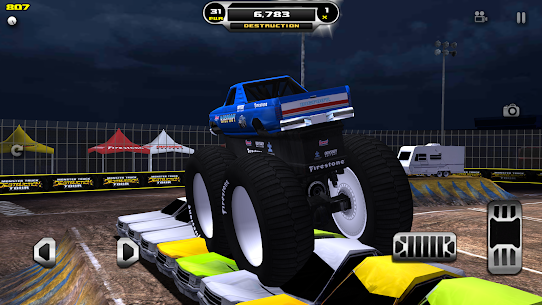 Monster Truck Destruction MOD (Unlimited Money) 8