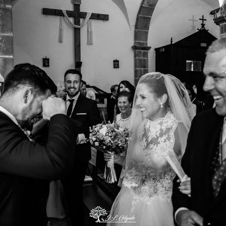 Fotógrafo de bodas Jose luis Gilgado (JoseLuisGilgado). Foto del 20.09.2017