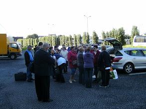 Photo: VERZAMELING OP DE STADSPARKING START VAN ONZE DAG BOBBEJAAN