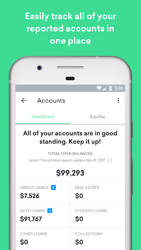 Screenshot for Credit Karma - Free Credit Scores & Reports in United States Play Store