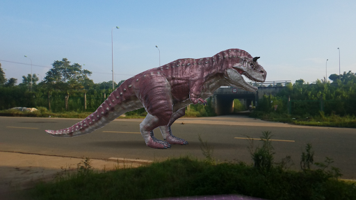 Code Triche Dinosaur 3D AR - Augmented Reality mod apk screenshots 4