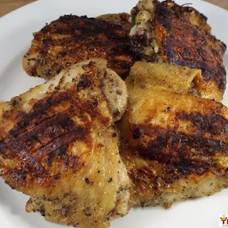 Herb Grilled Chicken Recipe