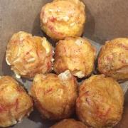 Fried Lobster Riceball