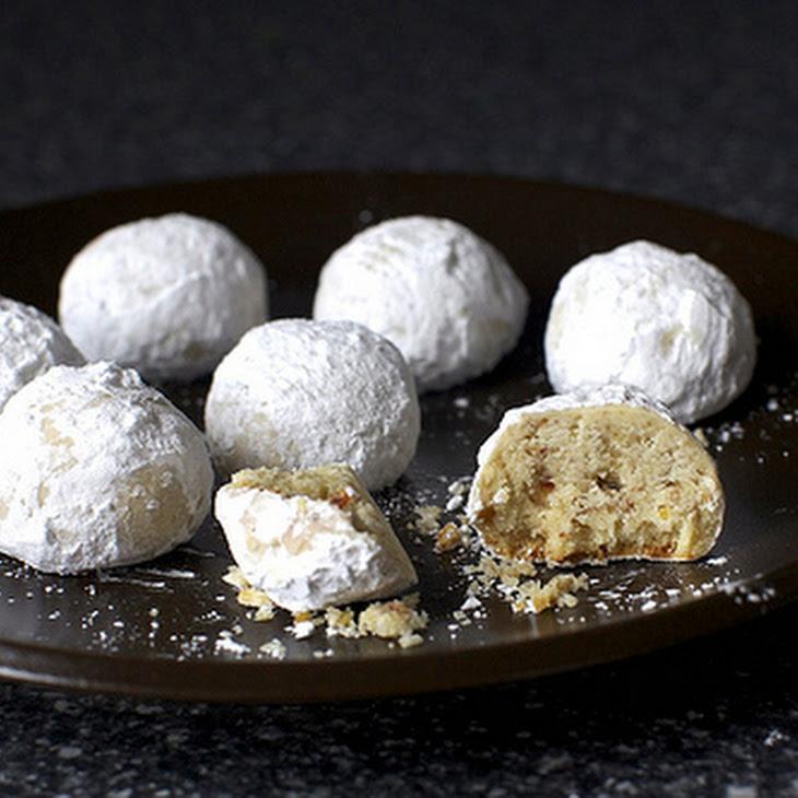 Roasted Chestnut Cookies