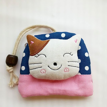 Cat Key Case 002