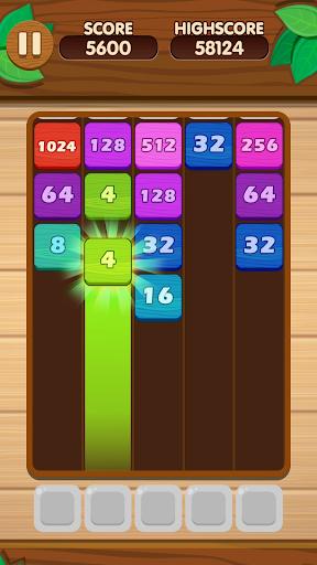 2048 Shoot & Merge Block Puzzle painmod.com screenshots 3