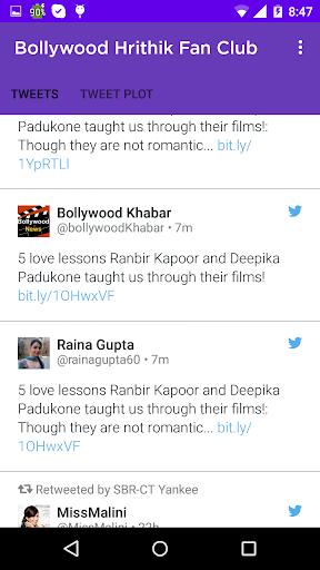Bollywood Hrithik Fan Club