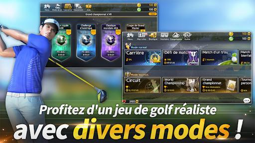 Golf Star fond d'écran 2