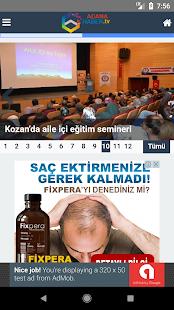 Adana Haber - náhled