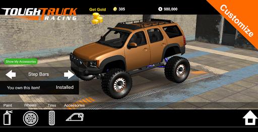 Tough Truck Racing screenshot 1