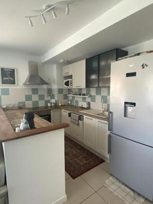 Vente appartement 3 pièces 62,2 m2