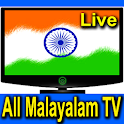 Malayalam Live TV All Channels icon