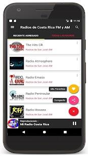 Radio FM Costa Rica - Radio Costa Rica Online Live - náhled