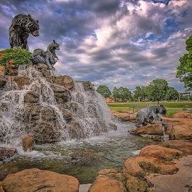 by Ron Meyers - City,  Street & Park  City Parks