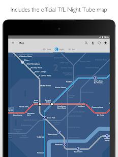 Tube Map London Underground Screenshot 11