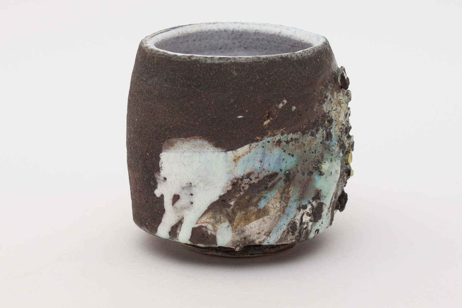Sam Hall ceramic Tea Bowl 21