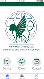 Universal Group Insurance- screenshot thumbnail