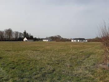 Terrain à bâtir 1441 m2