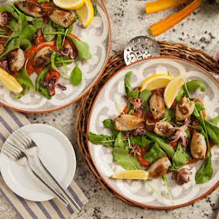 Sicilian Calamari Recipes.