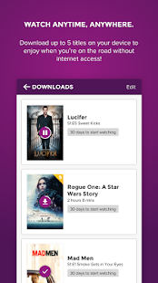 HOOQ- screenshot thumbnail