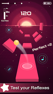 Magic Twist: Twister Music Ball Game Aplicaciones (apk) descarga gratuita para Android/PC/Windows screenshot