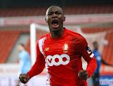 Jackson Muleka scoorde zijn vijfde goal voor Standard