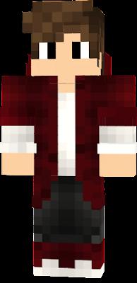 White nova skin cool red white boy x4 publicscrutiny Image collections