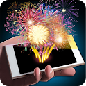 Firework Victory Day Joke icon