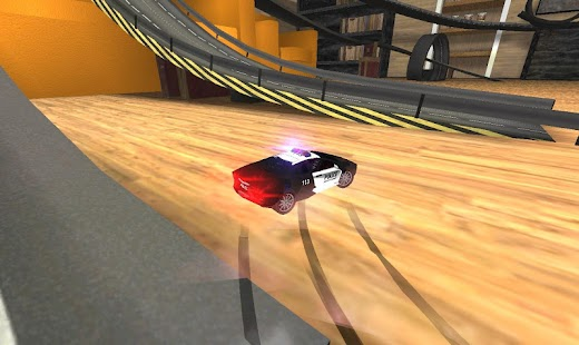 Police Car Driving Game- screenshot thumbnail