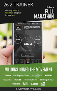 Marathon Trainer - 26.2 42K- screenshot thumbnail