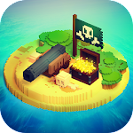 Pirate Ship Craft: Exploration & Sea Battles Games Icon