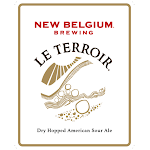 New Belgium Le Terroir Dry Hopped American Sour Ale