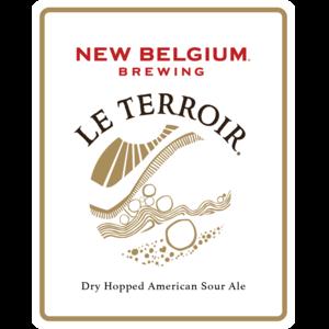 Logo of New Belgium Le Terroir Dry Hopped American Sour Ale