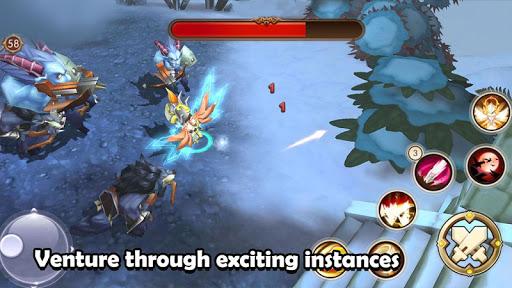 Legend of Brave 6.0.0 screenshots 4