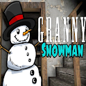 Horror Snowman granny game - Scary Games Mod icon