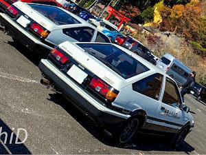 スプリンタートレノ AE86 GT-APEXのカスタム事例画像 イチDさんの2020年11月14日23:52の投稿