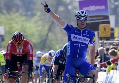 Fabio Jakobsen conserve sa couronne au Grand Prix de l'Escaut !