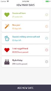 App How many days APK for Windows Phone