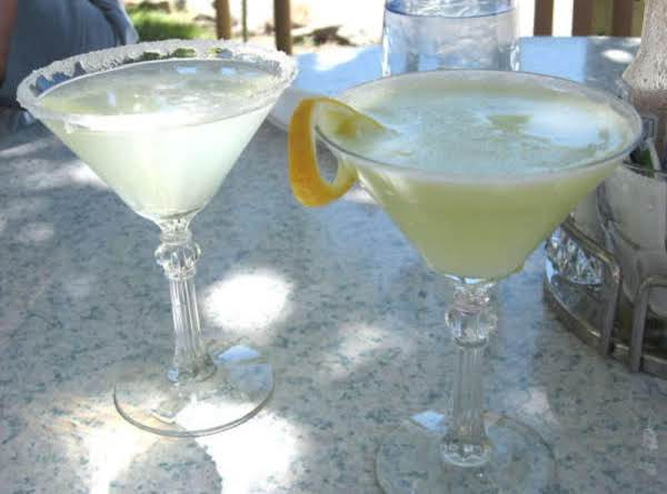 Lemon Drop Martini Recipe
