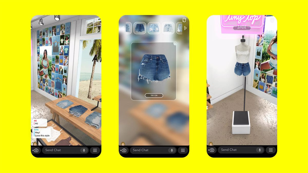 Snapchat's Augmented Reality gets widely accepted and successful reviews 2