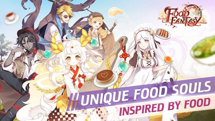Food Fantasy Android App Screenshot