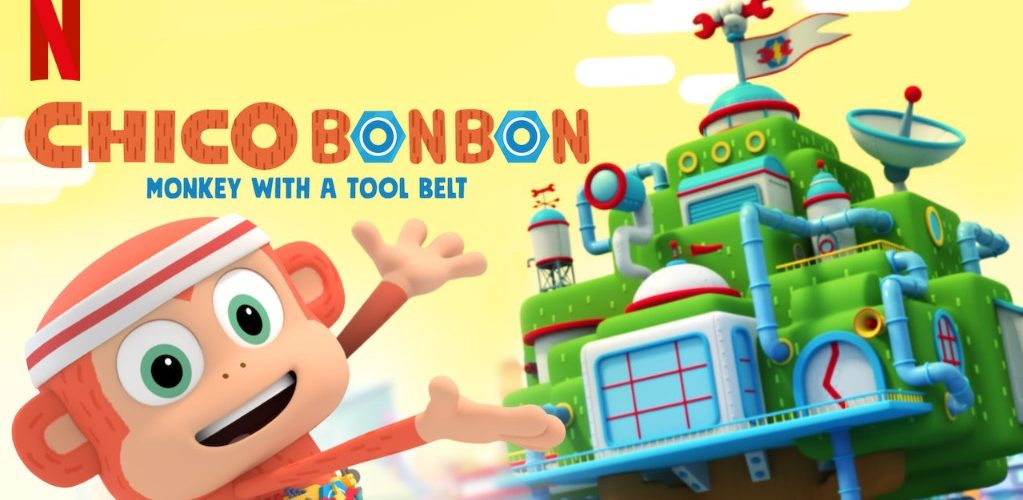 Best Currently Running Tv Shows in 2020, Chico Bon Bon: Monkey with a Tool Belt
