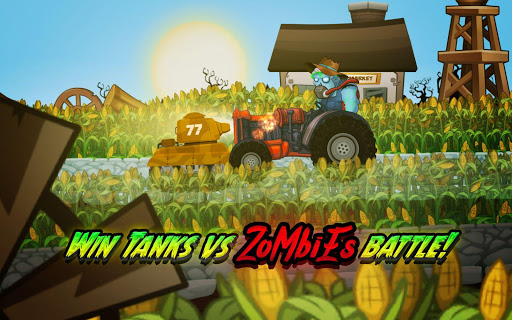 Zombie Survival Games: Pocket Tanks Battle  screenshots EasyGameCheats.pro 3