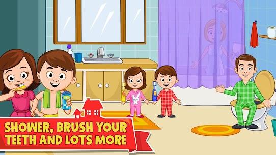 My Town : Home DollHouse – Pretend Play Kids House 4