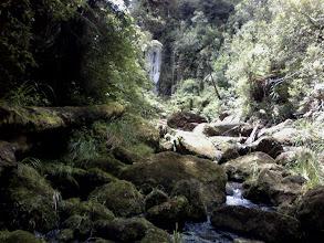 Photo: Stream below Ngatuhoa Falls.