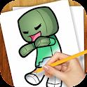 学画画Mineckraft赤壁 icon