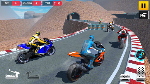 Mountain Bike Racing Game 2019 - screenshot