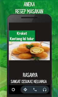 Aneka Cemilan Dari Kentang - náhled