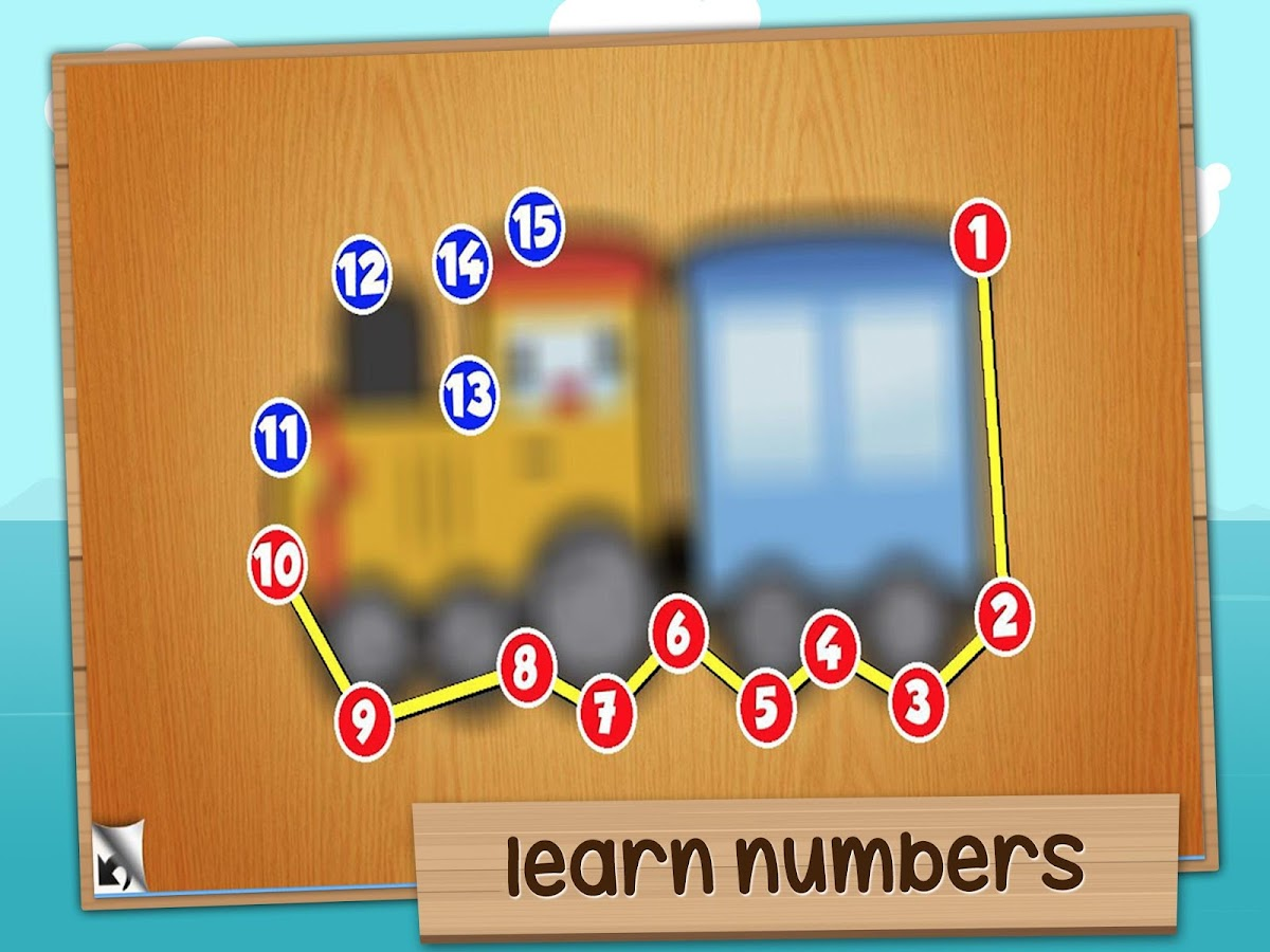 Baby educational games- screenshot